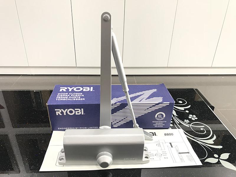 Tay đẩy hơi Ryobi 8802