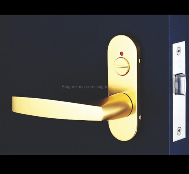 Khóa cửa wc Miwa LP2040-8
