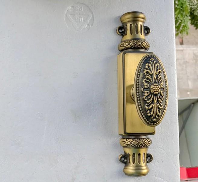 Cremone cửa đi Vietthai XL-B0501 Cu