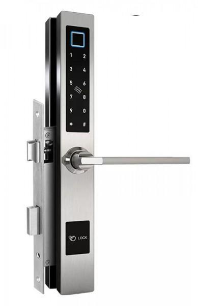 Khóa điện tử cửa nhôm Laffer XF1804